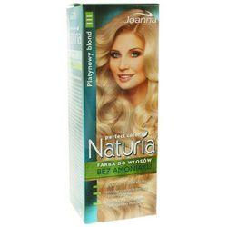 Joanna Naturia Perfect Color Farba do włosów bez amoniaku Platynowy Blond nr 111