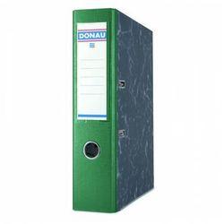 Segregator DONAU Marble ekologiczny A4/75mm zielony