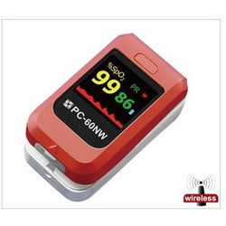 Pulsoksymetr OXY-10 z Bluetooth dorośli
