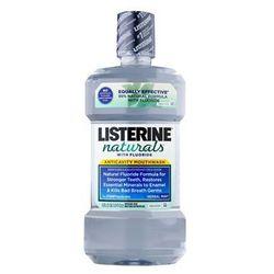 Listerine Naturals Herbal Mint antyseptyczny płyn do płukania jamy ustnej z fluorem + do każdego zamówienia upominek.