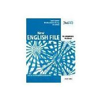 New English File Pre-Intermediate-workbook (opr. broszurowa)