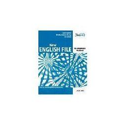 New English File Pre-Intermediate-workbook (opr. broszurowa)
