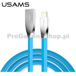 Kabel do transmisji danych z obsługą USAMS CYNKU Szybkie ładowanie dla iPhone i iPad ze zÅ