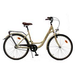 Maxim rower miejski MC STEEL 0.3.3 superb żółty 18