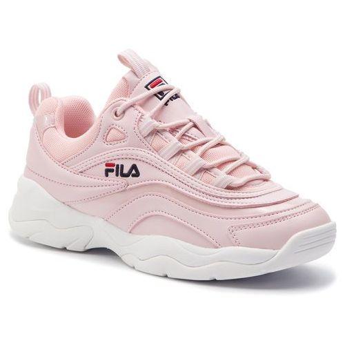 Sneakersy FILA Ray Low Wmn 1010562.12V BlackBlack