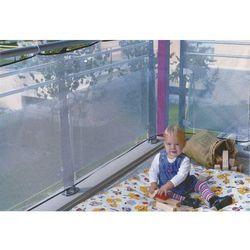 Reer Siatka zabezpieczająca na balkon 71743 kolor biały
