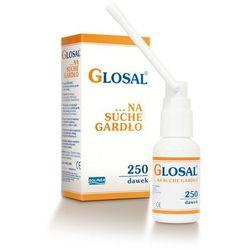 Glosal Spray na suche gardło - - 25 ml