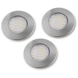 Zestaw LED Barri 3szt. GTV
