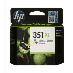 HP Tusz Kolor HP351XL=CB338EE 580 str. 14 ml