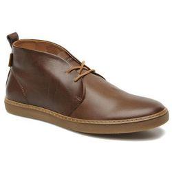 Buty sznurowane Levi's Canyon Lake Mid Lace Męskie Brązowe 100 dni na zwrot lub wymianę