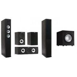 JAMO S628 HCS + SUB J12 BL - kolumny , głośniki - w zestawach taniej - pytaj??