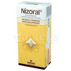 Nizoral szampon przeciwłupieżowy 60 ml