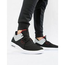 Nike Jordan First Class Trainers In Black AJ7312 002 Black