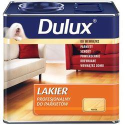 Lakier profesjonalny do parkietu Dulux Bezbarwny półmat 5L