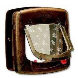 Brązowe drzwi magnetyczne 420 1 szt