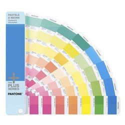 PANTONE PLUS Pastels & Neons (Pastelowe + Fluorescencyjne – powlekane i niepowlekane)