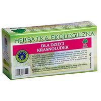 Herbatka ekspresowa dla dzieci krasnoludek eko (20x2g) dary natury
