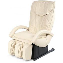 Fotel masujący Focus Medical beżowy