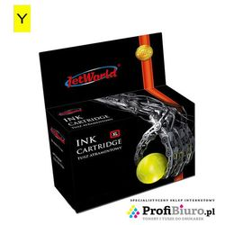 Tusz JWI-H920YR Yellow do drukarek HP (Zamiennik HP 920XL / CD974AE) [20ml]