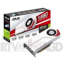 Asus GeForce GTX960 OC 4096MB DDR5 128bit Turbo - produkt w magazynie - szybka wysyłka!