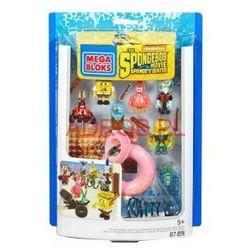 Mega Blocks Spongebob Filmowe figurki*