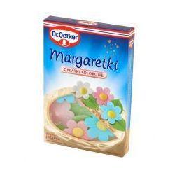 Margaretki opłatki kolorowe 15 sztuk Dr. Oetker