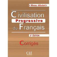 Civilisation Progressiv Du Francais Niveau Debutant Klucz 2 Educja (opr. miękka)