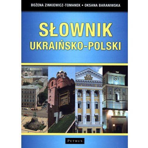 Słownik ukraińsko-polski (opr. miękka)