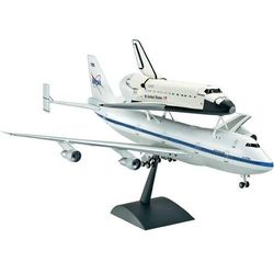 Model samolotu i wahadłowca do sklejania Revell Boeing 747 SCA and Space Shuttle 1:144.