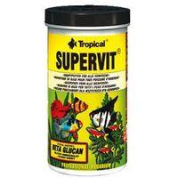 TROPICAL Supervit Basic z wit. C - pokarm podstawowy dla rybek 12g