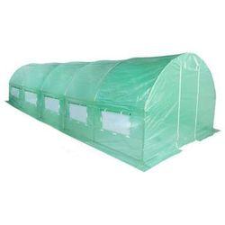 Tunel foliowy HOME&GARDEN 300 x 800 cm (24 m2) Zielony