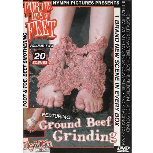 DVD For The Love Of Feet part. 2