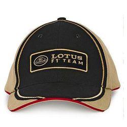 Czapka baseballowa dla dzieci Lotus F1 Team