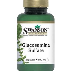 Glukozamina 500mg 250kaps Swanson