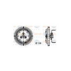 HELLA Sprzęgło, wentylator chłodzenia - 8MV376732-011