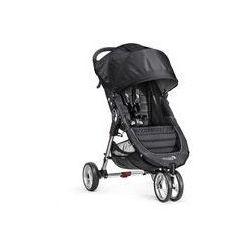 Wózek spacerowy City Mini Single Baby Jogger + GRATIS (black/gray)