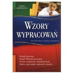 Język polski, klasa 4-6, Wzory wypracowań, Greg