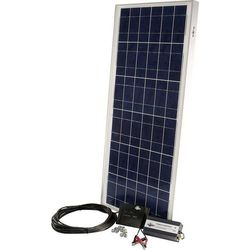 Panel solarny polikryształowy Sunset Solar-Set 110274, 55 Wp, 230 V
