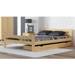 Łóżko drewniane MANTA 120x200 EKO