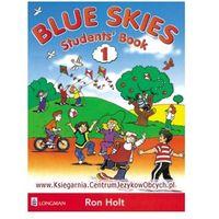 Blue Skies 1 Podręcznik (opr. miękka)