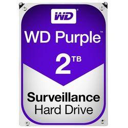 Dysk twardy Western Digital WD20PURX - pojemność: 2 TB, cache: 64MB, SATA II, 5400 obr/min