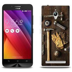 Foto Case - Asus Zenfone GO (ZC500TG) - etui na telefon Foto Case - narzędzia