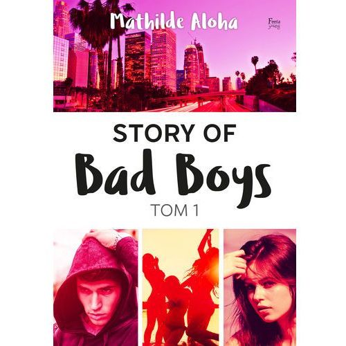 Story of Bad Boys 1 - Mathilde Aloha (MOBI)