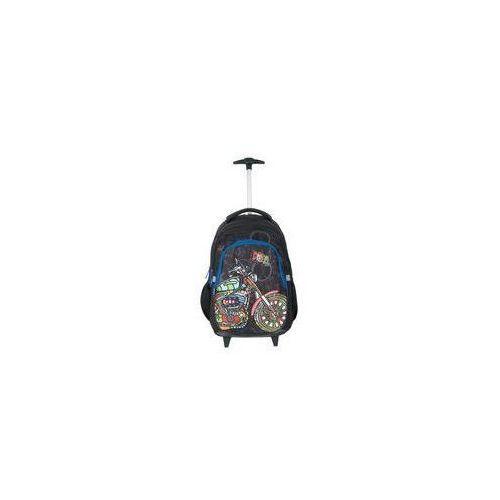 dff6224708adf Plecak na kółkach Dream Big BDF-997 - Paso - porównaj zanim kupisz