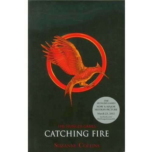Catching fire (opr. miękka)