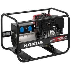 Agregat prądotwórczy Honda ECT7000