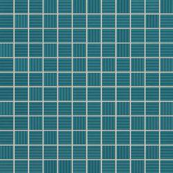 Tubądzin Coll blue 29,8x29,8 mozaika