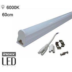 INOXX 60T5K6000 MI FS Świetlówka zintegrowana LED zimna 600mm o mocy 9W 800 lumenów 6000K