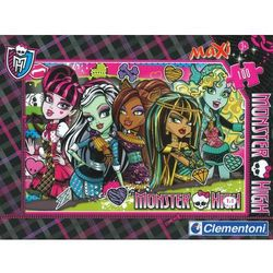 Puzzle Maxi Monster High 100