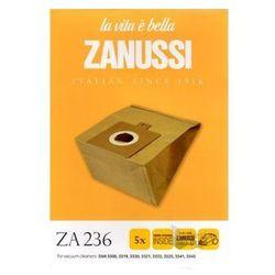 Worki ZANUSSI ZA236 model ZAN33 Series